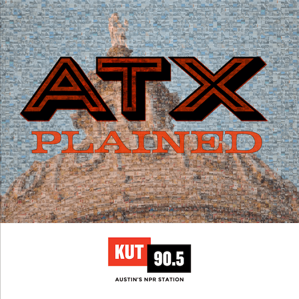 KUT Shows and Podcasts